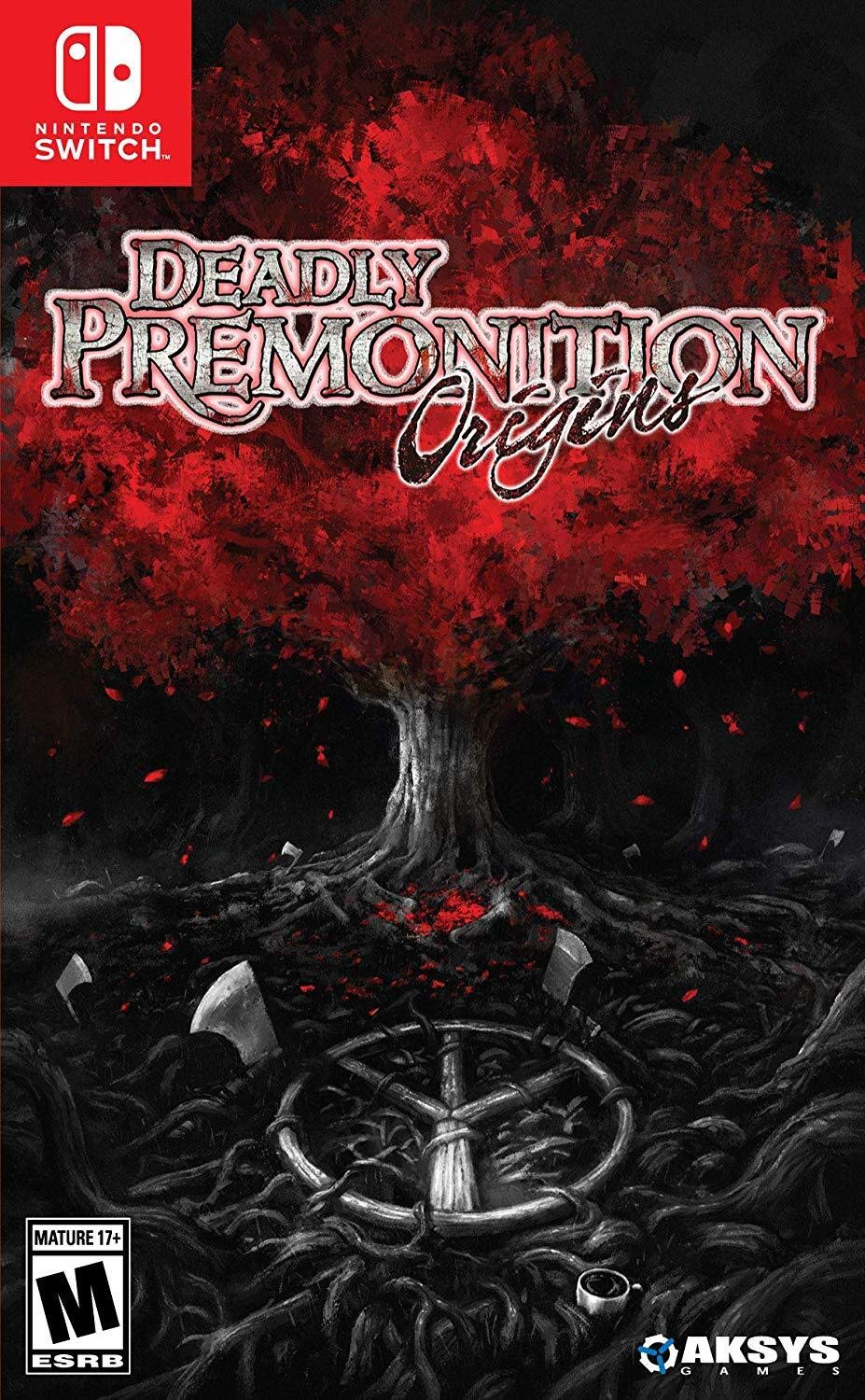 Deadly Premonitions Origins for Nintendo Switch [USA]: Amazon.es ...