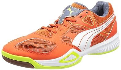 Puma Virante, Chaussures de Fitness mixte adulte - Rouge - Rouge (tomate  cerise-