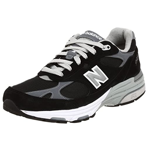 fa2962d04821 NEW BALANCE MR993 Black Running, Cross Training Shoes Mens SZ 8 UK