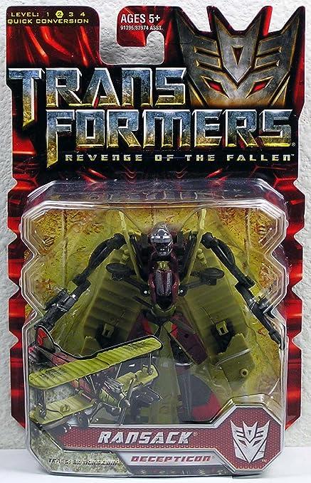 Transformers Clase De Película De 2 La Venganza De Los Caídos Scout Figura De Acción Ransack Toys Games