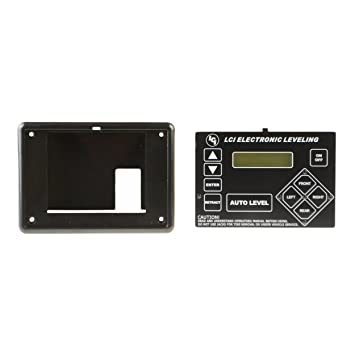 ArtMuseKitsMikash Lippert Components 234802 Touch Pad for Leveling System