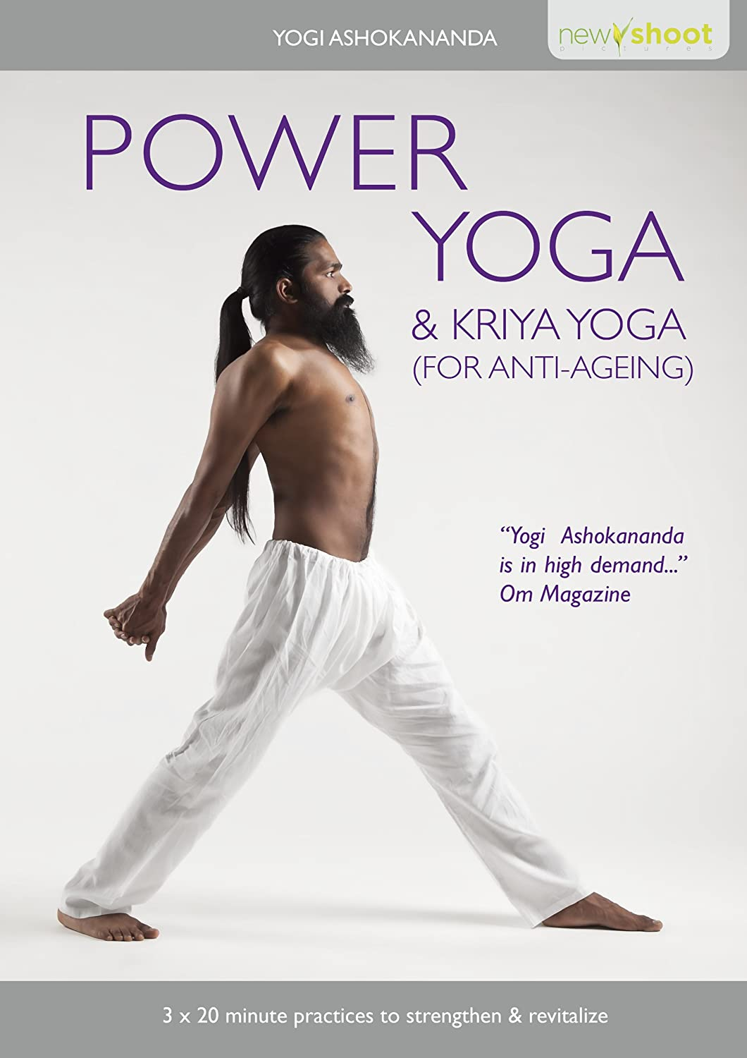 Amazon.com: Power Yoga & Kriya Yoga: Movies & TV