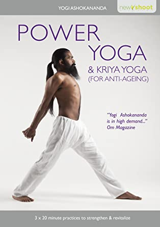 Power Yoga & Kriya Yoga [REINO UNIDO]: Amazon.es: Cine y ...