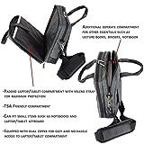 Laptop Shoulder Messenger Bag Briefcase Sleeve 12.5