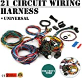 810h5dk0R1L._AC_UL160_SR160160_ amazon com jegs performance products 10405 universal 20 circuit VW Wiring Harness Kits at metegol.co