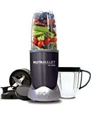 Nutribullet N10-0907dg 1000w 9 Piece Nutrient Extractor Set, Dark Grey