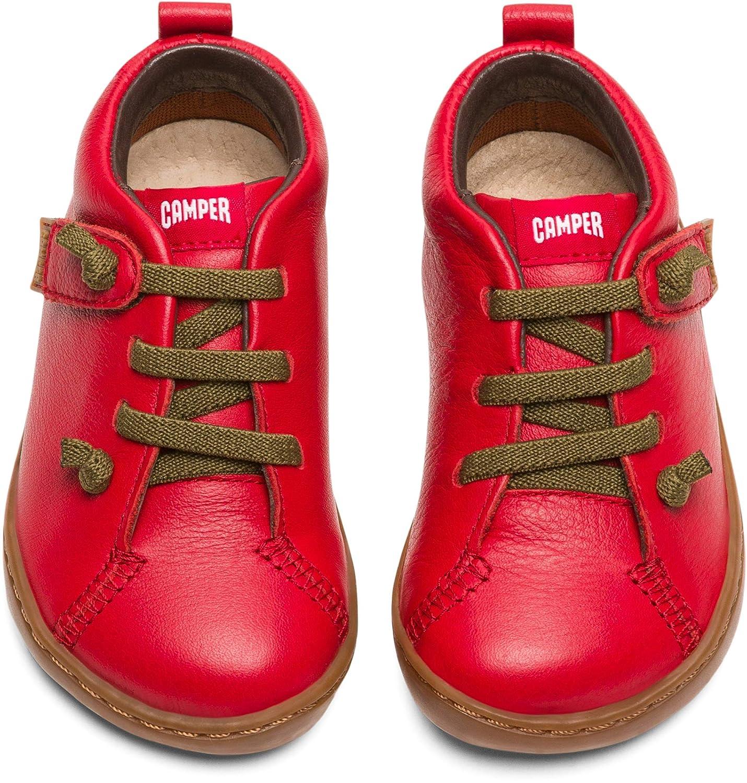 Camper Peu 80153 071 Botas Niños: Amazon.es: Zapatos y
