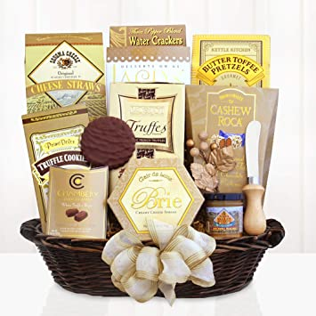 Amazon Com Simple Gourmet Gift Basket Home Decor Gift Packages