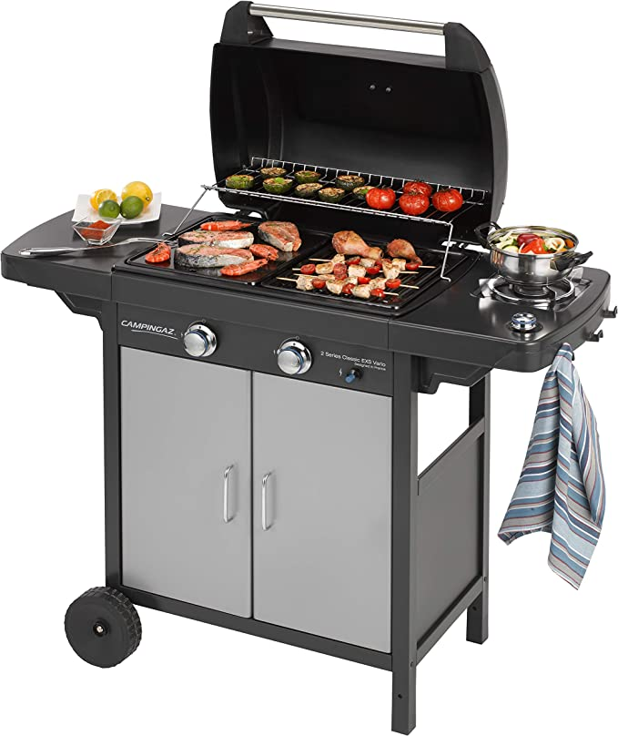 Campingaz Xpert 200 LS Rocky Gas Barbecue: Amazon.nl