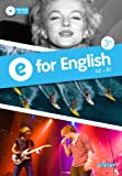 E for English 3e - Livre + DVD-rom