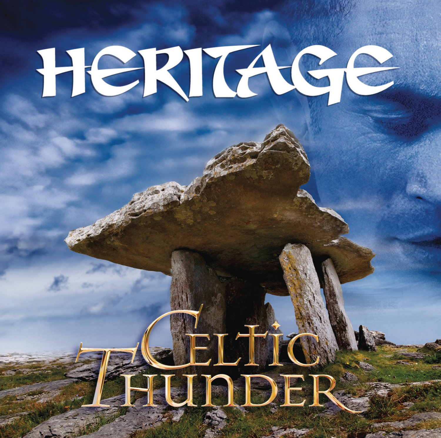 CD : Celtic Thunder - Heritage (CD)