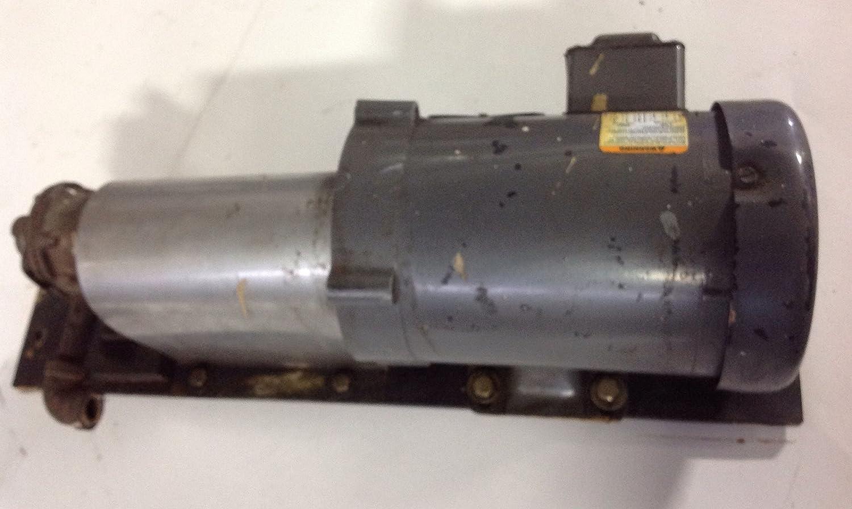 230//460V Voltage 3450rpm Baldor CM3537 General Purpose AC Motor 3 Phase 1//2Hp Output 60Hz TEFC Enclosure 56C Frame