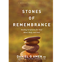 Stones of Remembrance: Healing Scriptures for Your Mind, Body, and Soul (Memory Rescue Resource) (English Edition)