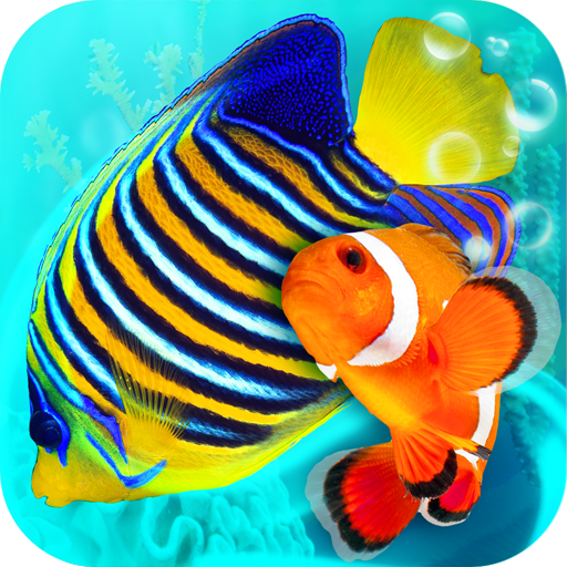 MyReef 3D Aquarium - Wallpaper Animated