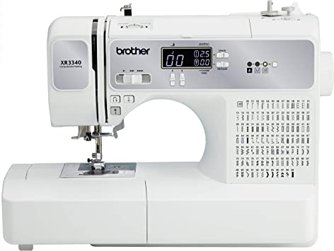 White Brother Renewed Computerized Sewing /& Quilting Machine