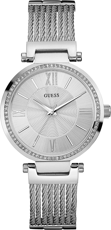 Guess–Reloj para Mujer Ladies Dress Acero (w0638l1) Talla Talla única cm