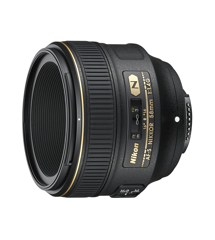 Nikon Nikkor AF S mm f G Objetivo para cámara réflex para