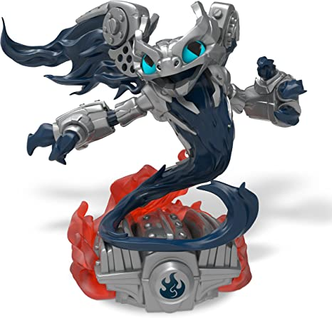 HOT STREAK VEHICLE SKYLANDERS SUPERCHARGERS 2 x FIGURES SPITFIRE