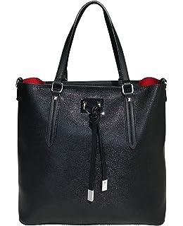 a86a4b5acc8f7 Tom   Eva Handtasche Tote Bag 2 in 1 mit herausnehmbarer Innentasche