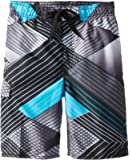 Kanu Surf Big Boys' Y.O.L.O. Swim Trunk