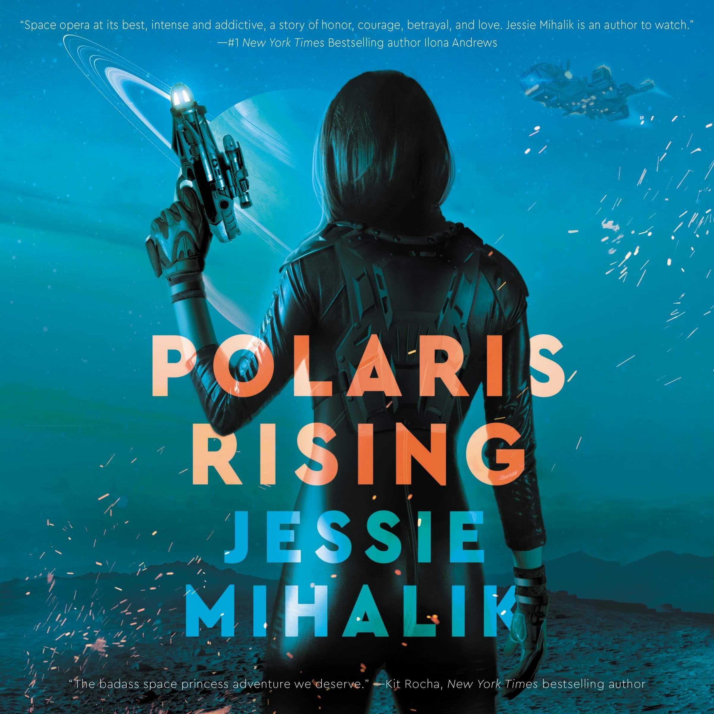 Polaris Rising: A Novel by HarperCollins and Blackstone Audio