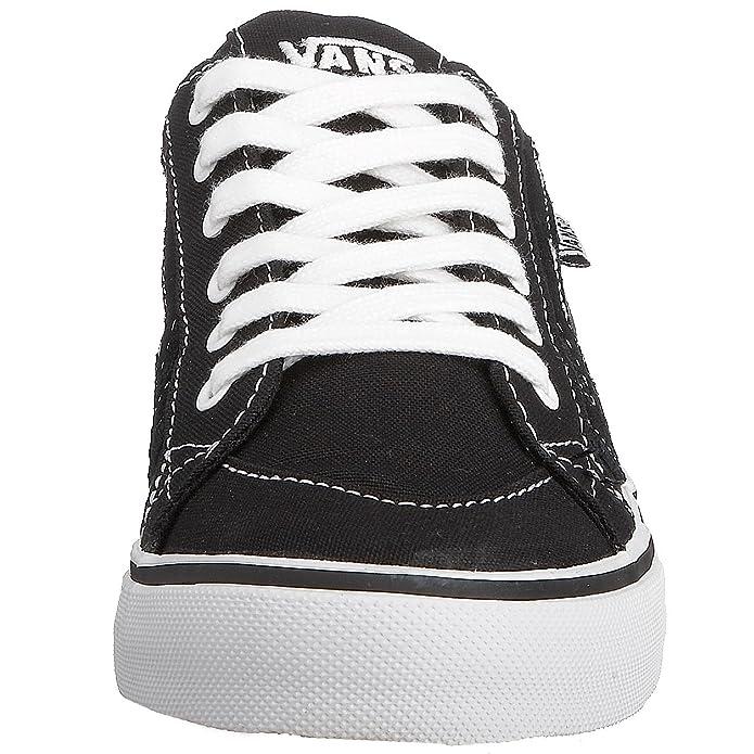 Vans W TORY VXFQBLK Damen Sneaker
