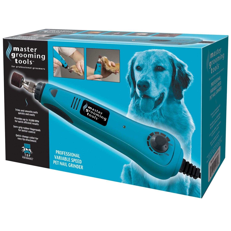 Master Grooming Tools 10-Piece Pet Nail Grinder Kits