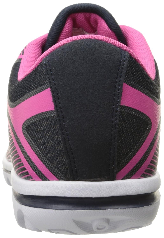Propet Women's Billie Walking Shoe B0118BNC2M 5 B(M) US|Navy/Pink