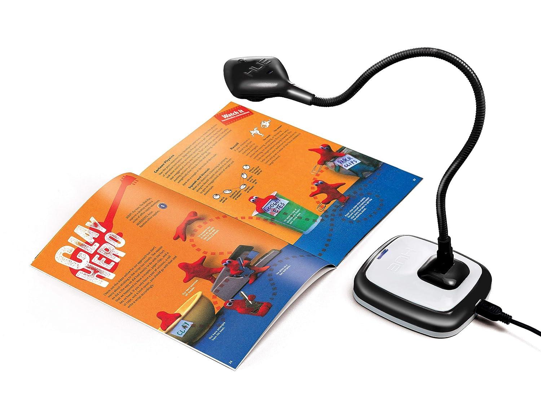 Negro C/ámara USB HUE HD Pro para Windows y Mac