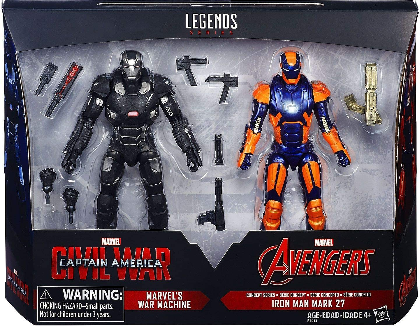 Hasbro Marvel Legends Captain America Civil War 6