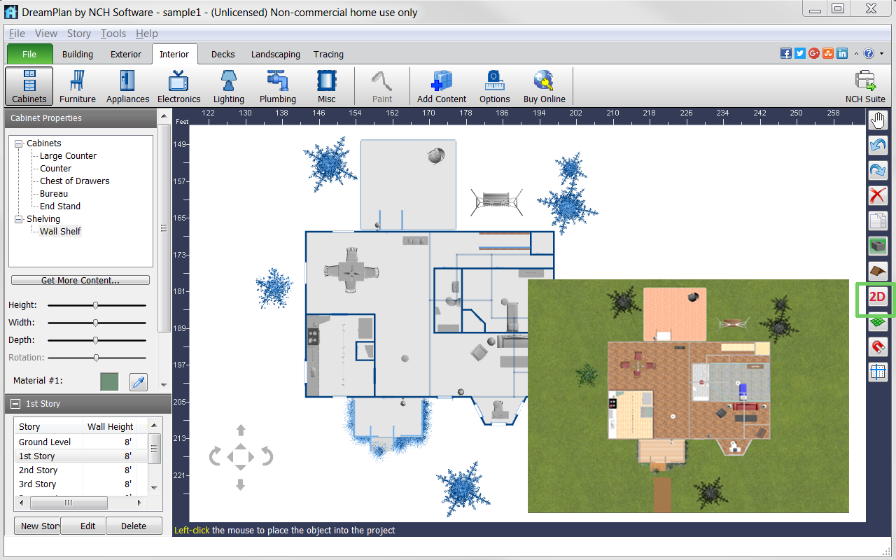 dreamplan home design and landscaping software download