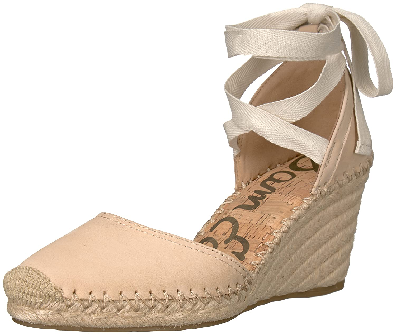 899967d1b Sam Edelman Women s Patsy Espadrille Wedge Sandal  Amazon.co.uk  Shoes    Bags