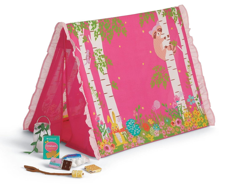 American Girl Welliewishers Sweet Dreams Garden Tent   B07438PVKT