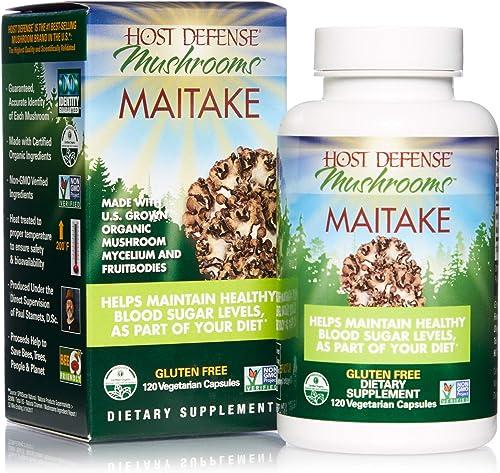 Host Defense Mushroom Supplement
