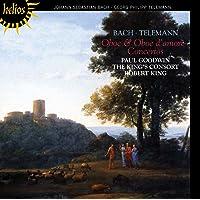 Bach J.S. Oboe Concertos Telemann Oboe Concertos