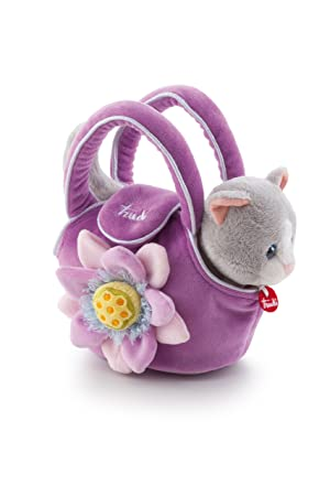 f9a0c596fea220 Trudi Kitty in The Bag: Amazon.co.uk: Toys & Games