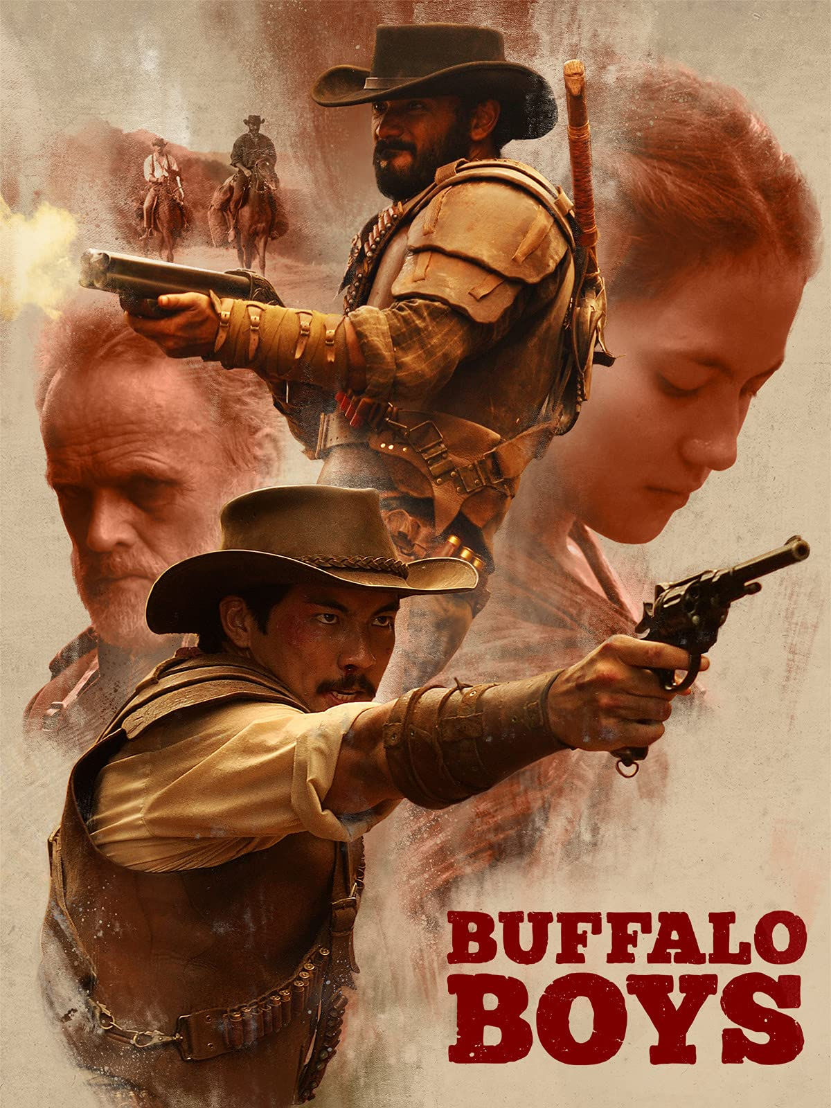 Buffalo Boys (Eng Dub) on Amazon Prime Instant Video UK