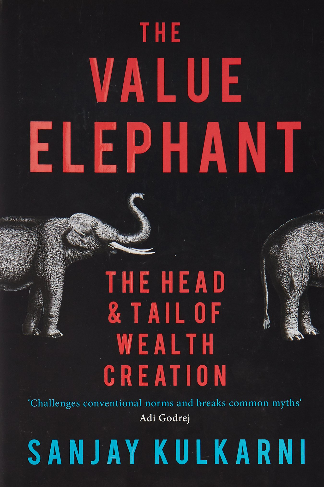 Download The Value Elephant: The Head and Tail of Wealth Creation PDF