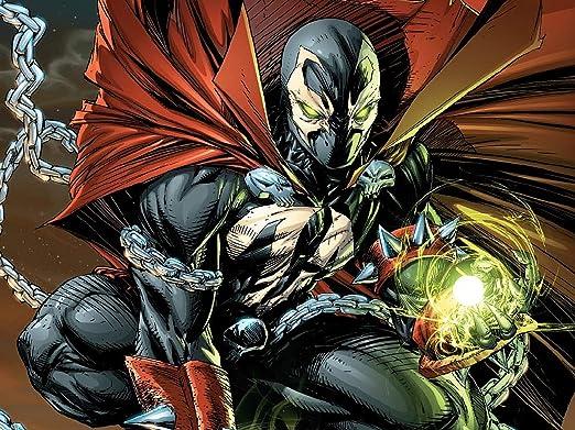 H259 Spawn VS Batman DC Marvel Superhero Comic Anime Movie Film Poster Silk Art