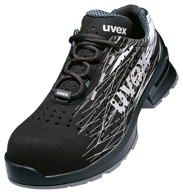Uvex 1 Print Zapatillas de Trabajo para Hombre