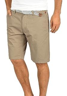 712d4a229897a Indicode Cuba Herren Chino Shorts Bermuda Kurze Hose Mit Gürtel Aus ...
