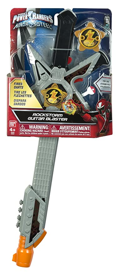 Power Rangers 43547 Ninja Steel DX Star Sword Blaster