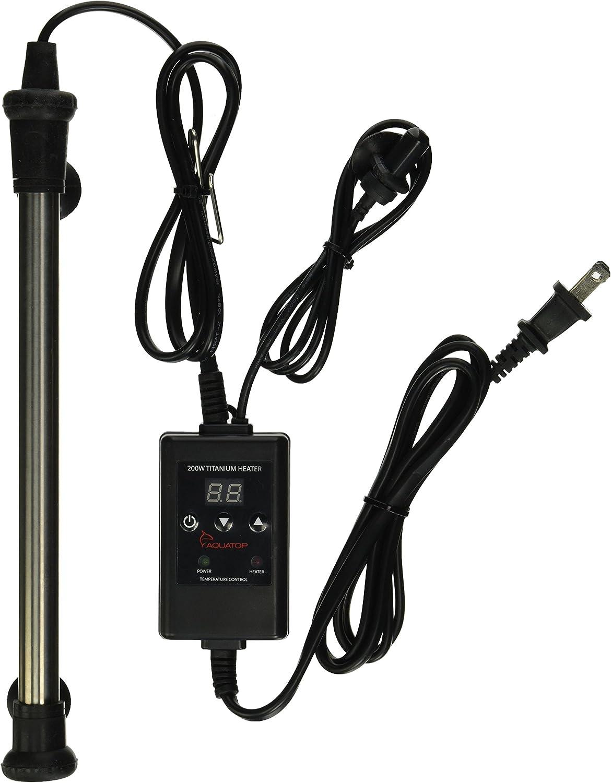 AquaTop Titanium Heater w//Controller