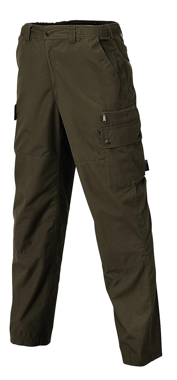 Pinewood Finnveden - Pantalones para hombre, Verde (Darkolive), talla del fabricante: C44