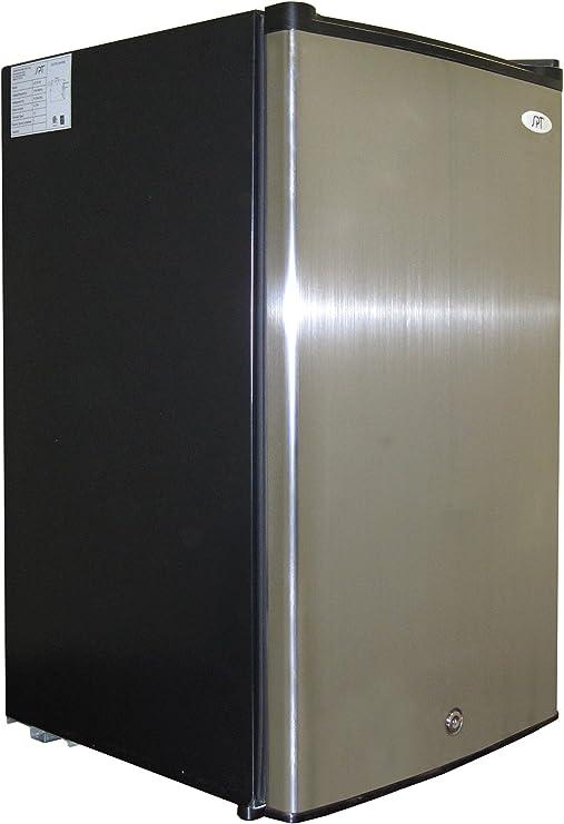 SPT UF-304SS: 3.0 cu.ft. Upright Freezer