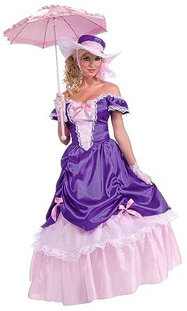 6d485051194 Amazon.com  Forum Novelties Women s Blossom Southern Belle Costume ...