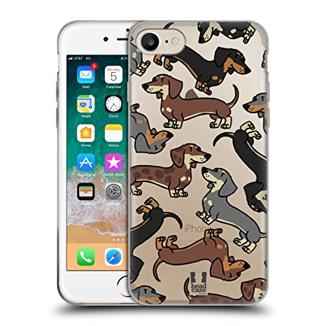 coque iphone xr transparente chien