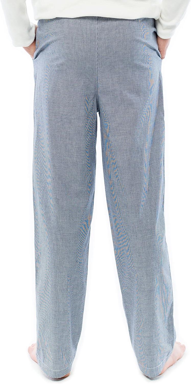 Vaenait Baby TINFL Boys 100/% Cotton Pyjama Pjs Plaid Check Soft Lounge Pants Long Bottoms Pyjamas