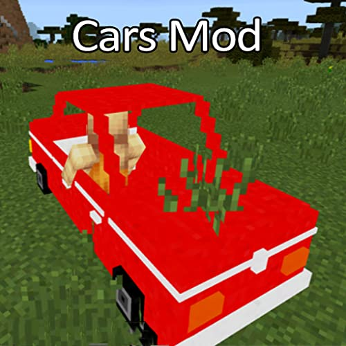 Cars Mod for Crafts by Platinum Pro