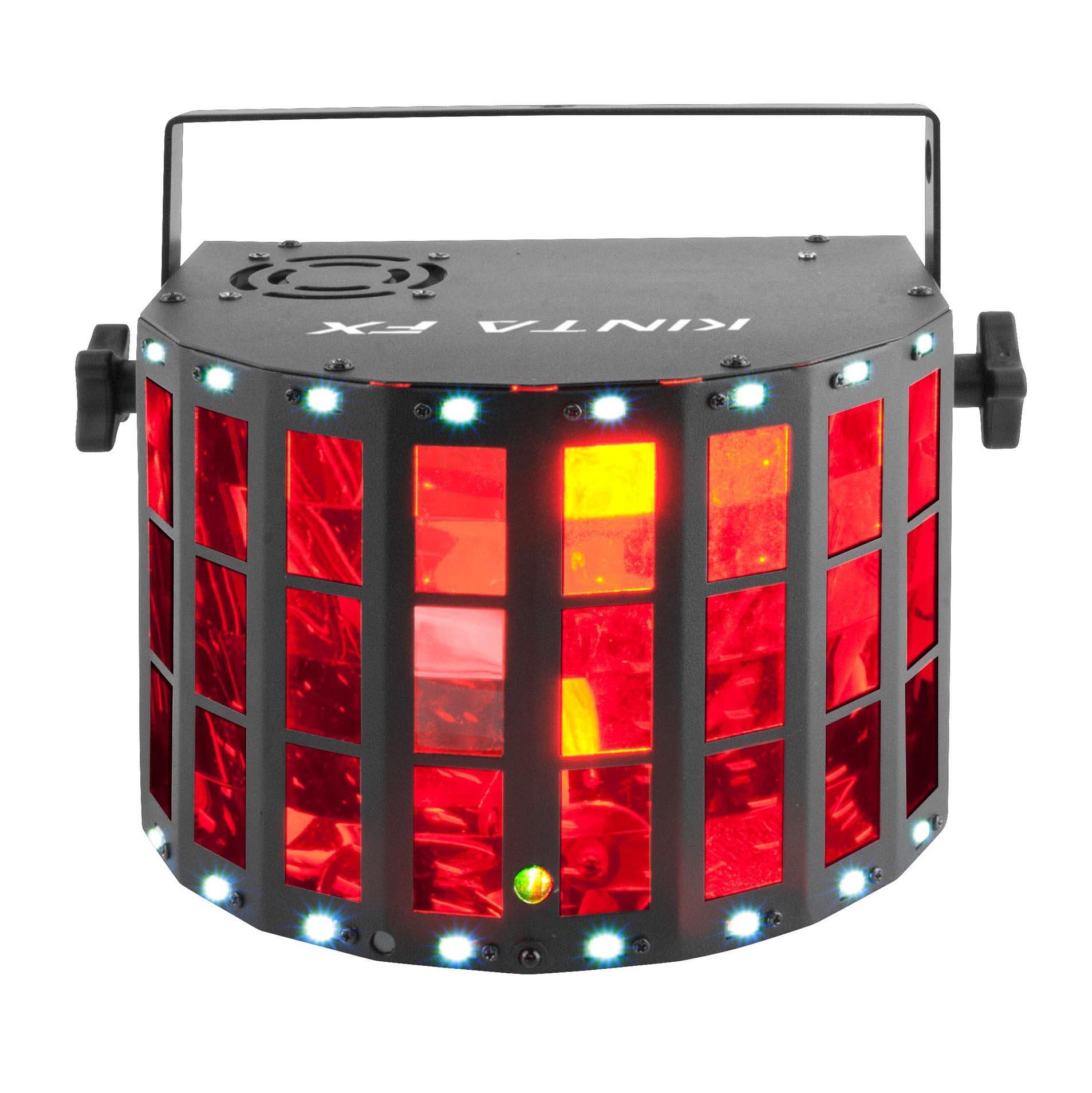 Chauvet DJ Kinta FX Multi-Effect Derby Beam RGBW LED Light w/ Laser & SMD Strobe